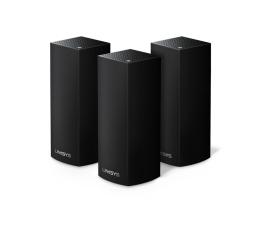 Linksys Velop Mesh WiFi (2200Mb/s a/b/g/n/ac) zestaw 3szt. (WHW0303B-EU MU-MIMO Tri-Band AC)