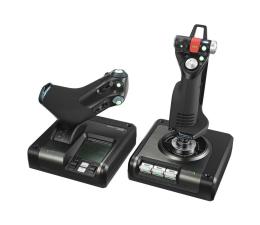 Logitech G Saitek X52 Pro Flight Control System  (945-000003)