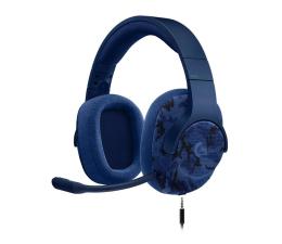 Logitech G433 Gaming Headset (Blue Camo)  (981-000688)