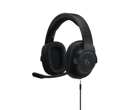 Logitech G433 Gaming Headset (Czarne)  (981-000668)