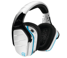 Logitech G933 Artemis Spectrum Wireless 7.1 (Białe) (981-000621)