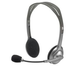 Logitech H110 Headset z mikrofonem (981-000271)