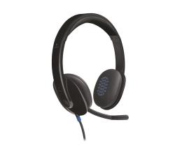 Logitech H540 Headset czarne z mikrofonem (981-000480)