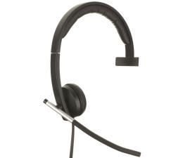 Logitech H650e Headset Mono z mikrofonem (981-000514)