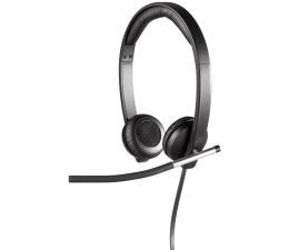 Logitech H650e Headset Stereo z mikrofonem (981-000519)