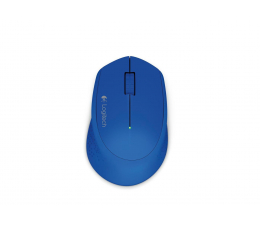 Logitech M280 Wireless Mouse niebieska (910-004294 / 910-004290)