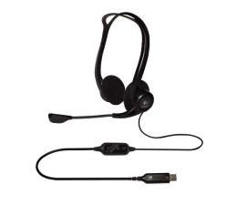 Logitech PC Headset 960 USB z mikrofonem OEM (981-000100)