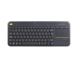 Logitech  Wireless Touch K400 Plus czarna  ( 920-007145 (do TV))