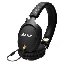 Marshall Monitor Bluetooth Czarne (MONITORBTBLK)