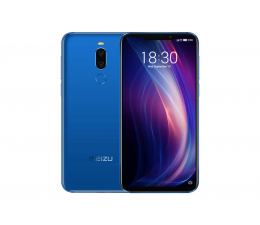 Meizu X8 4/64GB Dual SIM LTE niebieski