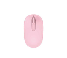 Microsoft 1850 Wireless Mobile Mouse (różowa) (U7Z-00023)