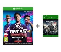 Microsoft Fifa 19 + Gears of War 4