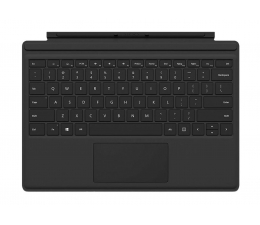 Microsoft Klawiatura Type Cover do Surface Pro 4 Czarna (FMM-00013)