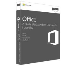 Microsoft Office 2016 dla Użytk. Domowych i Uczniów na Mac (GZA-00991)