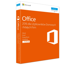 Microsoft Office 2016 Home & Business | zakup z PC/NTB  (T5D-02786 | zakup z komputerem )