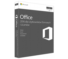Microsoft Office 2016 MAC Home & Student FamilyPack PL (GZA-00991)