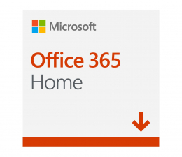 Microsoft  Office 365 Home ESD (6GQ-00092)