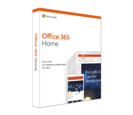 Microsoft Office 365 Home | zakup z komputerem (6GQ-00704  | zakup z PC)