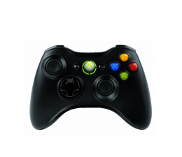 Microsoft Pad XBOX 360 Wireless Controller (Win & XBOX) (JR9-00010)