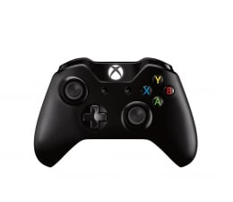 Microsoft Pad XBOX One S Wireless Controller Czarny (6CL-00002)