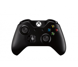 Microsoft Pad XBOX One Wireless Controller Czarny (6CL-00002)