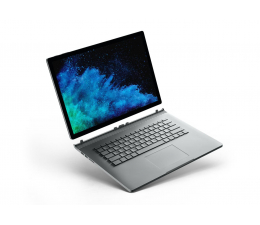 Microsoft Surface Book 2 15 i7-8650U/16GB/512GB/W10P GTX1060 (FUX-00022)