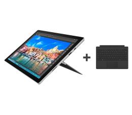 Microsoft Surface PRO 4 m3-6Y30/4GB/128SSD/Win10+Klawiatura (FML-00004+QC7-00094)