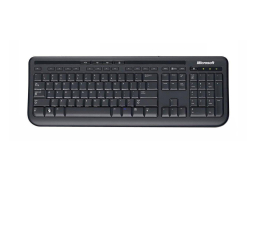 Microsoft Wired Keyboard 600 czarna (ANB-00019)