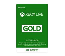 Microsoft XBOX Live GOLD 3 mc ESD (7856f8f5-0eb1-4f36-a411-d56198823c38)