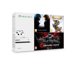 Microsoft Xbox One 500GB + Halo 5 + Rare Replay + GoW (ZQ9-00012)