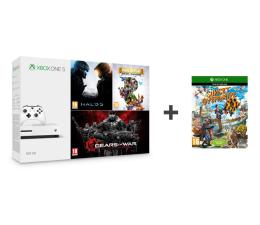 Microsoft Xbox One 500GB + Halo 5 + Rare Replay + GoW + SO (ZQ9-00012)