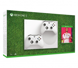 Microsoft Xbox One S 1TB + Controller + Fifa 20 (234-00607)