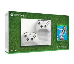 Microsoft Xbox One S 1TB + Fifa 19 + Pad