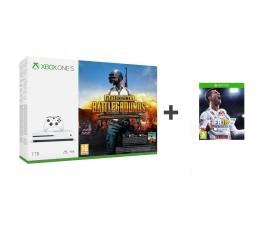 Microsoft Xbox One S 1TB + FIFA18+PUBG (234-00310)