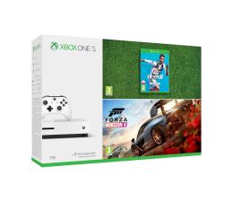 Microsoft Xbox One S 1TB + Forza Horizon 4 + FIFA19