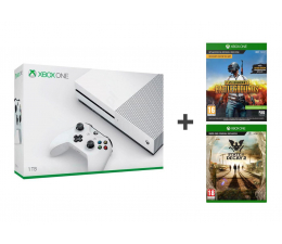 Microsoft Xbox One S 1TB + PUBG + State of Decay 2 (5C6-00059)