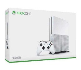 Microsoft Xbox One S 500GB (ZQ9-00012)