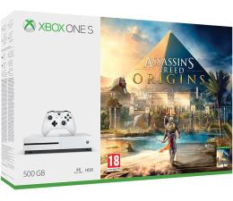 Microsoft Xbox One S 500GB Assassin's Creed Origins+6M GOLD (ZQ9-00234)
