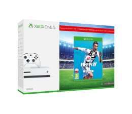 Microsoft Xbox One S 500GB + EA Access + FIFA 19