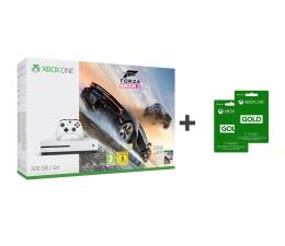 Microsoft Xbox ONE S 500GB + Forza Horizon 3 + 6M Live Gold (ZQ9-00118)