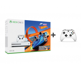 Microsoft Xbox ONE S 500GB + Forza Horizon 3 + PAD (ZQ9-00211)