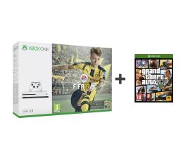 Microsoft Xbox ONE S 500GB+FIFA 17+GTA V+6M Gold+1M EA (ZQ9-00056)