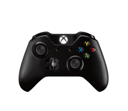 Microsoft Xbox One S Wireless Controller - Black (6CL-00002)