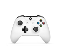 Microsoft Xbox One S Wireless Controller - White (TF5-00004)