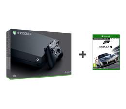 Microsoft Xbox One X 1TB + Forza Motosport 7 (CYV-00010 )