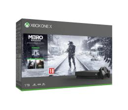 Microsoft Xbox One X 1TB +Metro Saga+GoW 4+Fifa19+EA Access (CYV-00288)