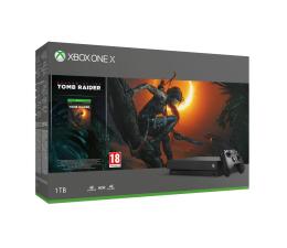 Microsoft Xbox One X 1TB  SOTTR+GoW4+Fifa19+EA Access  (CYV-00105)