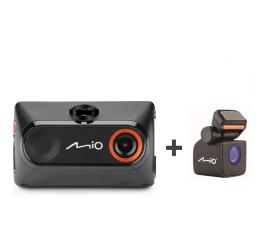 "Mio MiVue 785 Full HD/2,7""/140 + Tylna Kamera A20+ (369339+371384)"