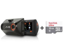 "Mio MiVue 788 Connect FullHD/2,7""/140 + 16GB  (389246 + 409227)"