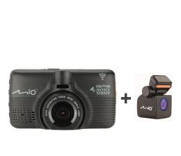 """Mio MiVue 792 Full HD/2,7""""/140/Wi-Fi + Tylna Kamera (369337+371384)"""